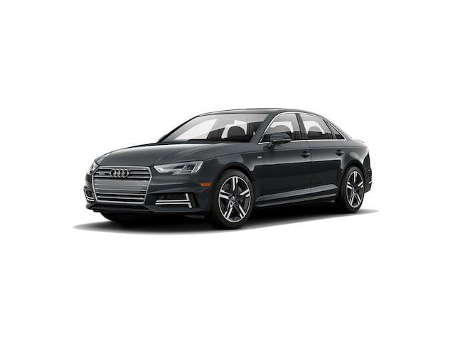 New 2018 Audi A4 2.0T Tech Premium Sedan Los Angeles Southern California