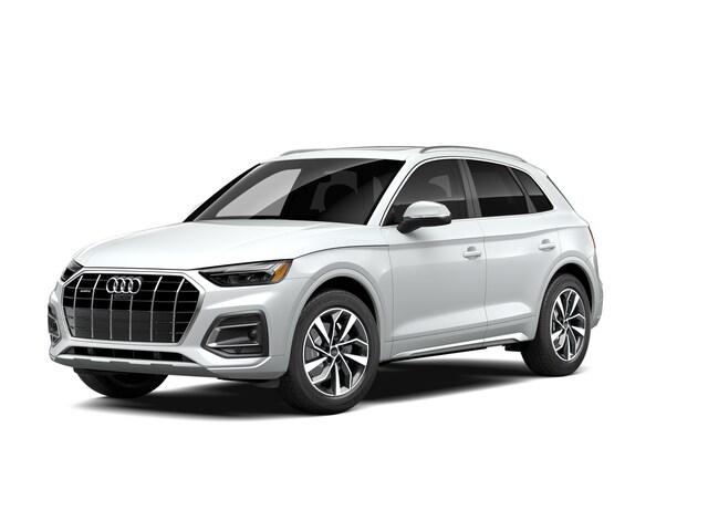 New 2021 Audi Q5 45 Premium Plus SUV for sale in Erie PA