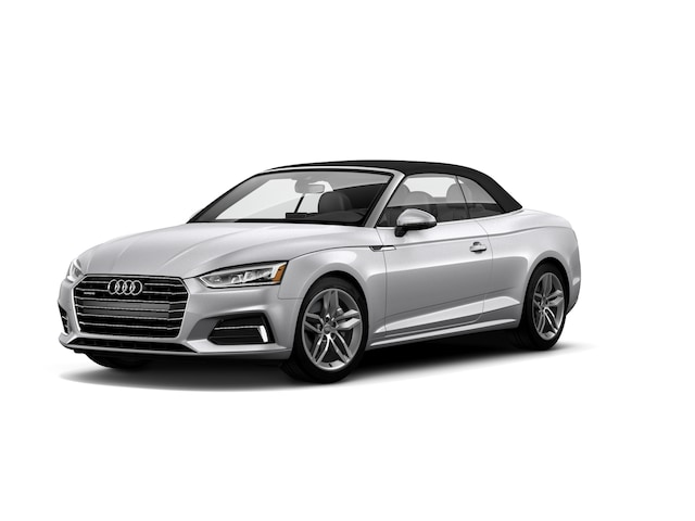 New 2019 Audi A5 2.0T Premium Cabriolet WAUWNGF57KN009532 in Huntington, NY