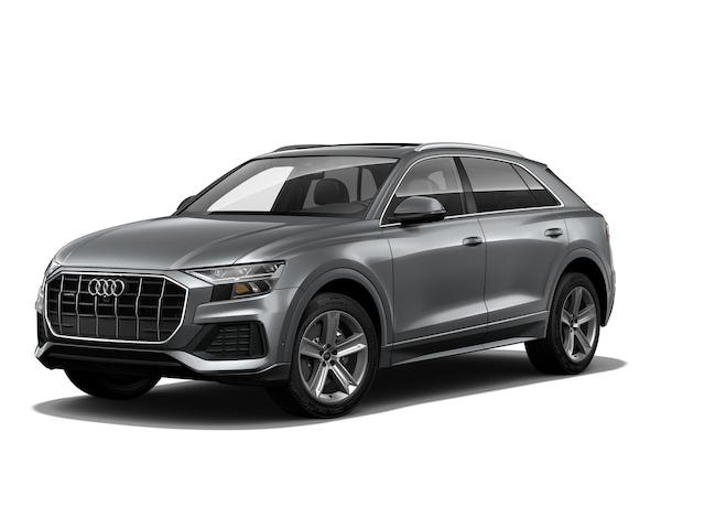 New 2021 Audi Q8 55 Premium SUV WA1AVAF14MD002659 in Atlanta, GA