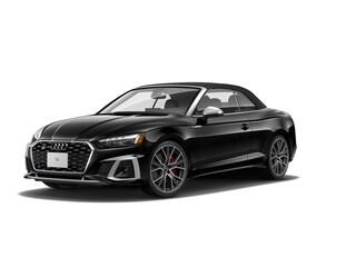 2020 Audi S5 Premium Plus Cabriolet