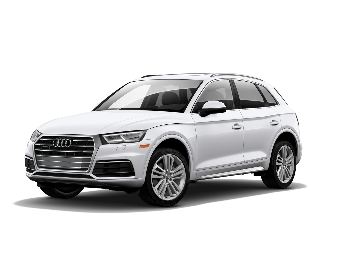 New Ibis White 2020 Audi Q5 45 Premium For Sale Near Los Angeles Vin Wa1bnafy5l2075468