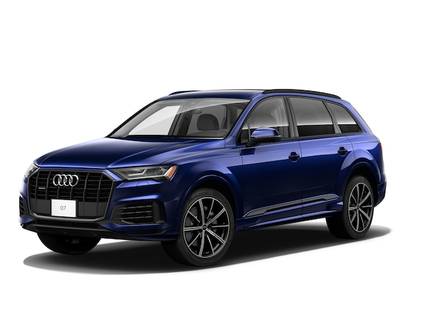 New 2021 Audi Q7 55 Premium SUV for sale in Houston