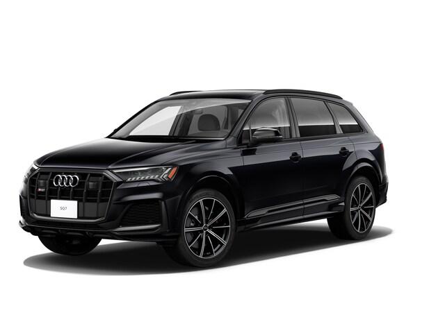 New 2020 Audi SQ7 4.0T Premium Plus SUV WA1VWAF79LD012962 LD012962 for sale in Sanford, FL near Orlando