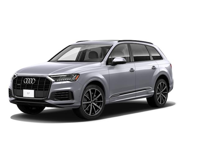 New 2021 Audi Q7 55 Premium Plus SUV near Atlanta, GA