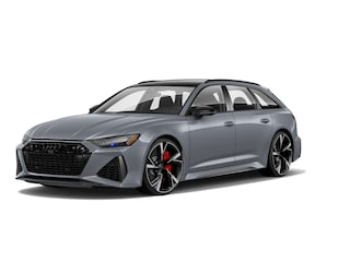 New 2021 Audi RS 6 Avant 4.0T Wagon for sale in Rockville, MD