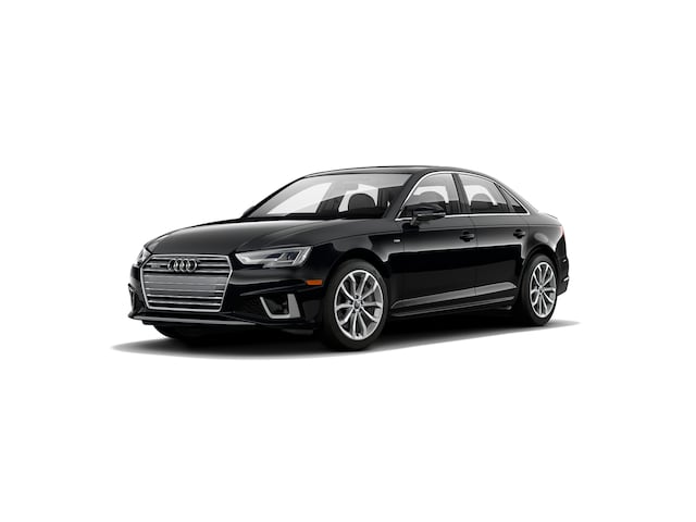 New 2019 Audi A4 2.0T Premium Plus Sedan WAUENAF47KN006193 in Huntington, NY