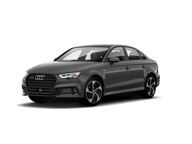 New 2020 Audi A3 2.0T S line Premium Plus Sedan in Lafayette, IN