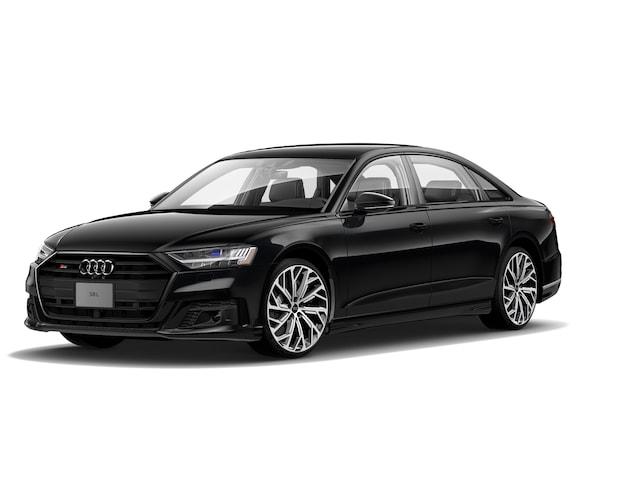 New 2020 Audi S8 4.0T Sedan for sale in Latham, NY