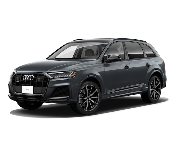 New 2021 Audi SQ7 4.0T SUV near Atlanta, GA
