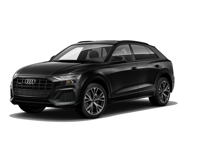 New 2021 Audi Q8 55 Premium SUV in East Hartford