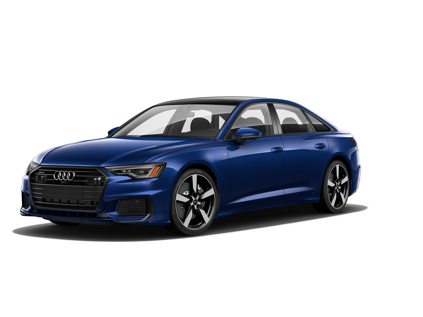 New 2021 Audi A6 55 Premium Plus Sedan Los Angeles