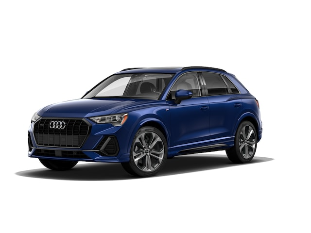New 2021 Audi Q3 45 S line Premium SUV for sale in Houston