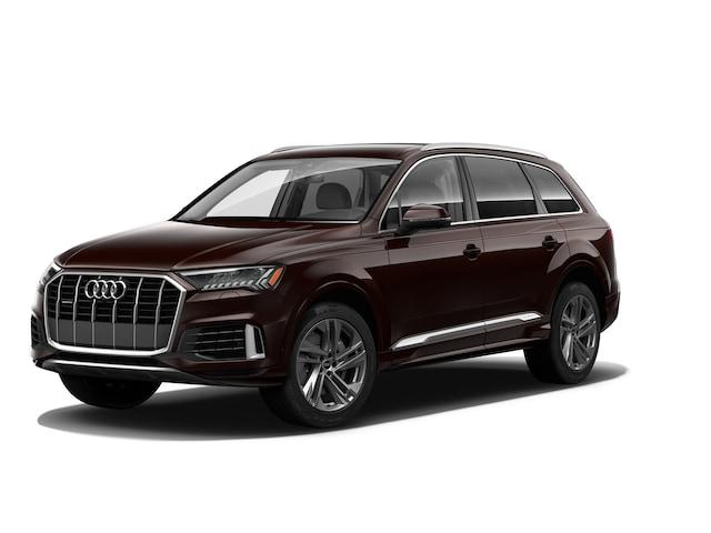 New 2021 Audi Q7 45 Premium Plus SUV in East Hartford