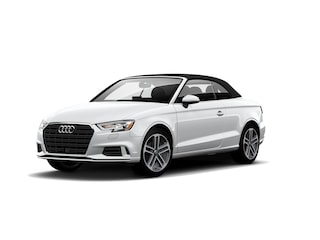 New 2019 Audi A3 2.0T Premium Cabriolet for Sale in Chandler, AZ