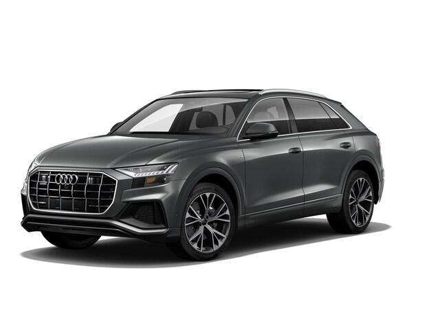 New 2020 Audi Q8 55 Premium Plus SUV for sale in Southampton, NY