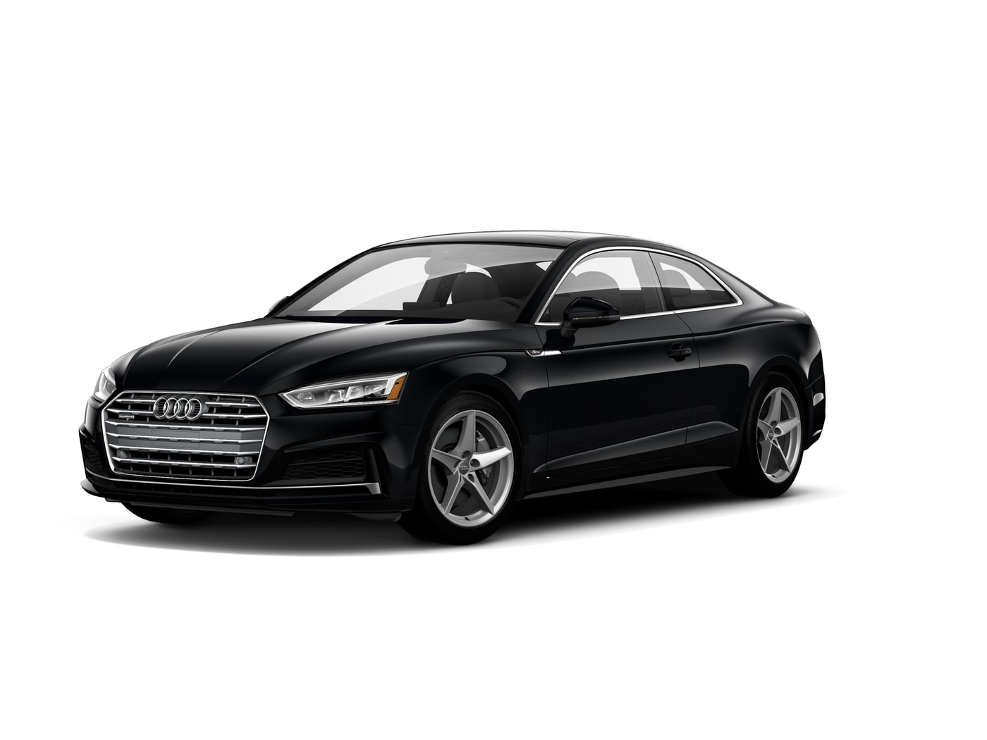 2019 Audi A5 vs. 2019 Honda Civic