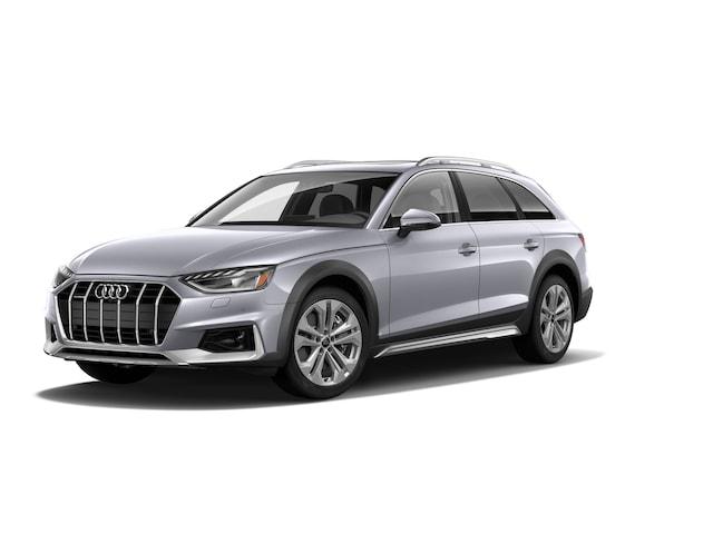 New 2021 Audi A4 allroad 45 Premium Plus Wagon in East Hartford