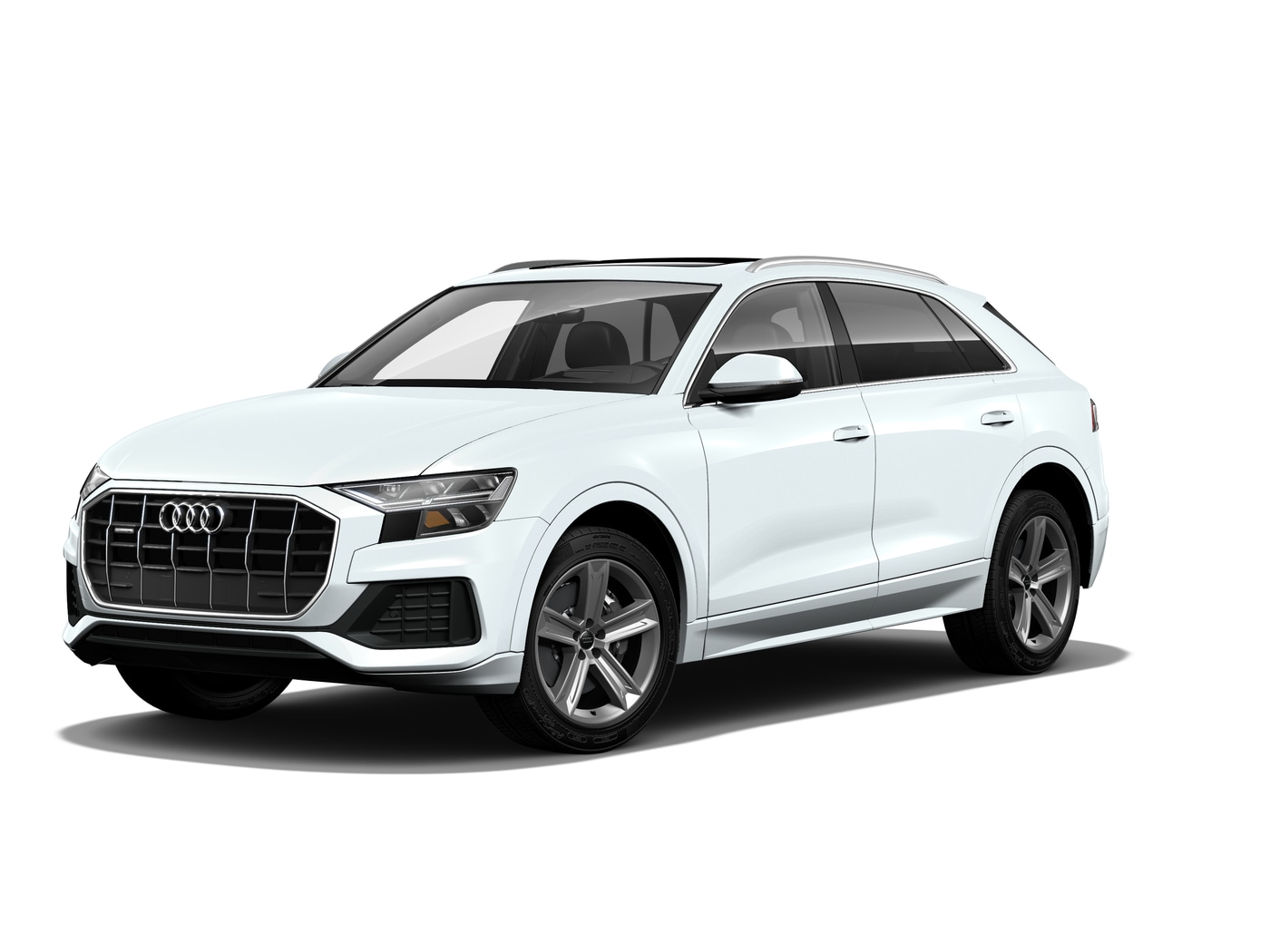 New 2019 Audi Q8 3.0T Premium SUV Los Angeles