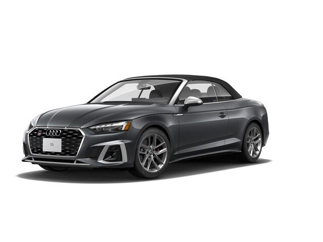 New 2020 Audi S5 3.0T Premium Plus Cabriolet for sale in Paramus, NJ at Jack Daniels Audi of Paramus