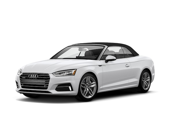 New 2019 Audi A5 2.0T Premium Plus Cabriolet Denver Area