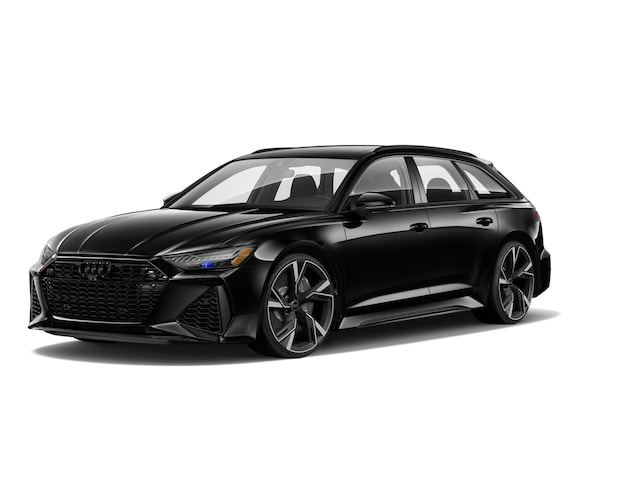 New 2021 Audi RS 6 Avant 4.0T Wagon in East Hartford