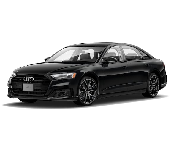 New 2020 Audi A8 L 55 Sedan in Lubbock, TX