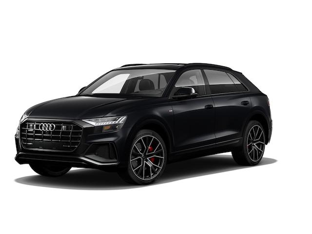 New 2019 Audi Q8 3.0T Prestige SUV in Chattanooga