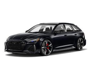 New 2021 Audi RS 6 Avant 4.0T Wagon for sale in Fargo, ND