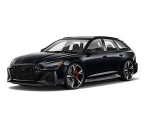 New 2021 Audi RS 6 Avant 4.0T Station Wagon