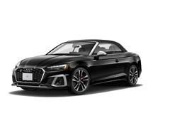 new 2020 Audi S5 3.0T Premium Plus Cabriolet for sale near Savannah