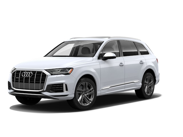 New 2020 Audi Q7 55 Premium Plus SUV for sale in Latham, NY