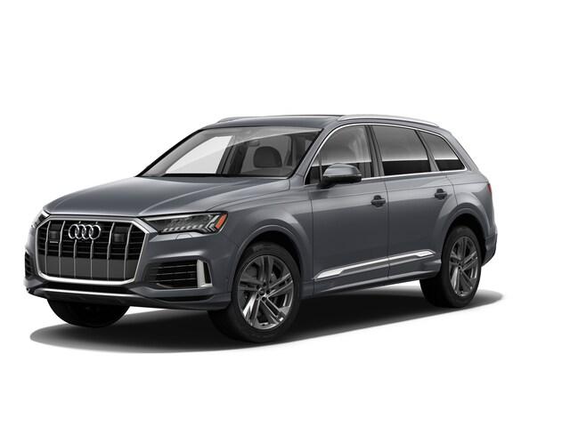 New 2020 Audi Q7 45 Premium Plus SUV in East Hartford