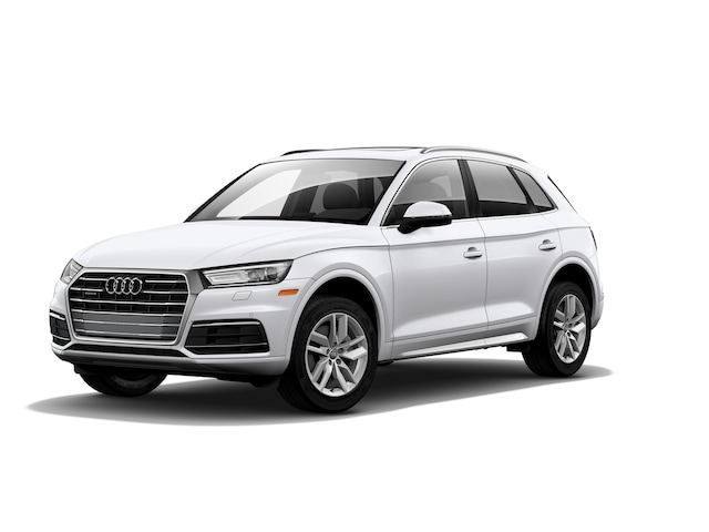 New 2020 Audi Q5 Premium SUV WA1ANAFY2L2009648 in Iowa City, IA