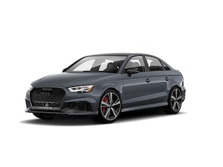 New 2020 Audi RS 3 2.5T Sedan in Irondale