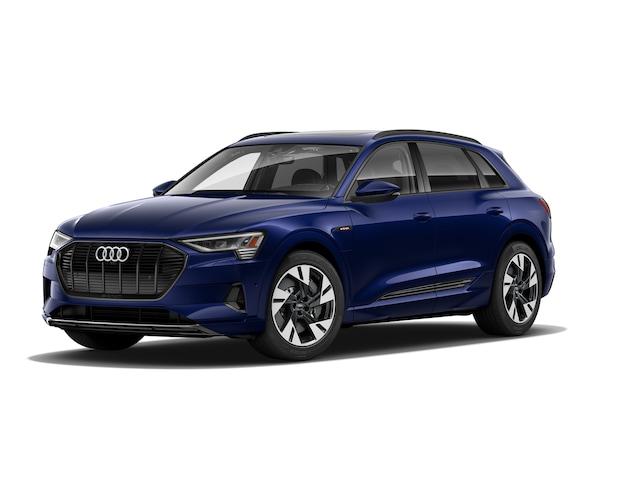 New 2021 Audi e-tron Premium SUV WA1AAAGE9MB028831 MB028831 for sale in Sanford, FL near Orlando