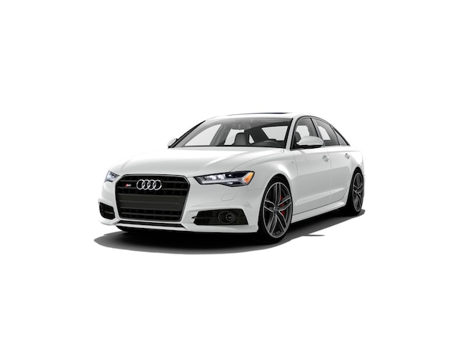 New 2018 Audi S6 4.0T Premium Plus Sedan Oxnard, CA