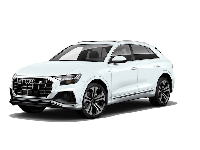 2021 Audi Q8 55 Premium Plus SUV
