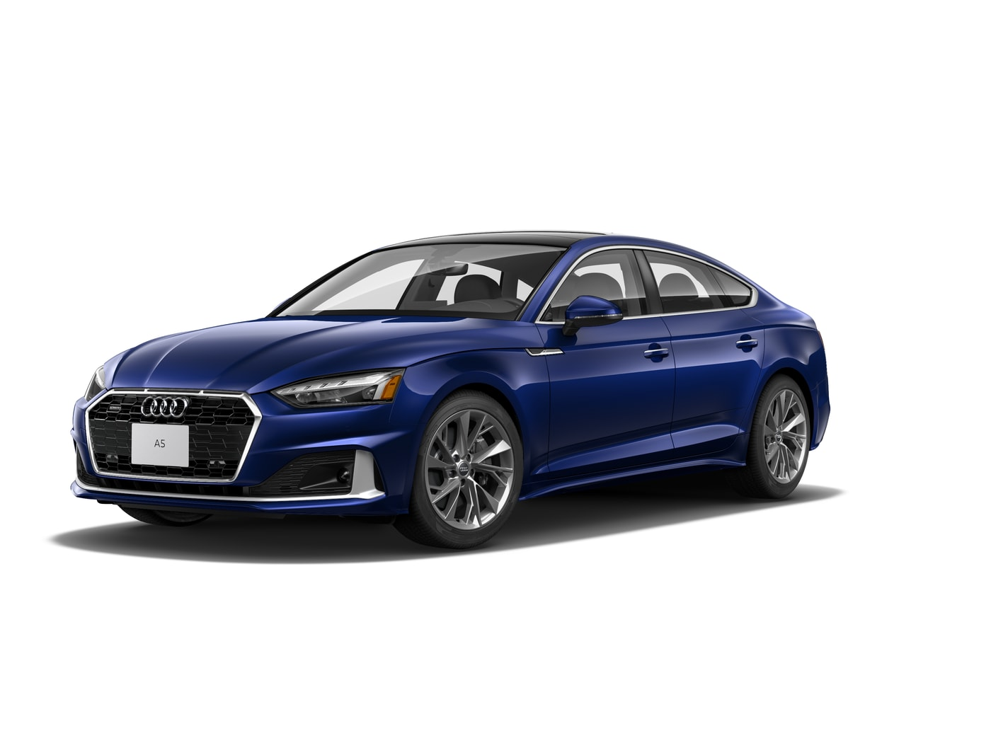 New 2020 Audi A5 Sportback 2 0t Premium Plus Navarra Blue For Sale In Calabasas Ca Stock Ac03187