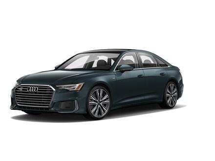 Featured new 2020 Audi A6 55 Premium Plus Sedan for sale near Smithtown, NY