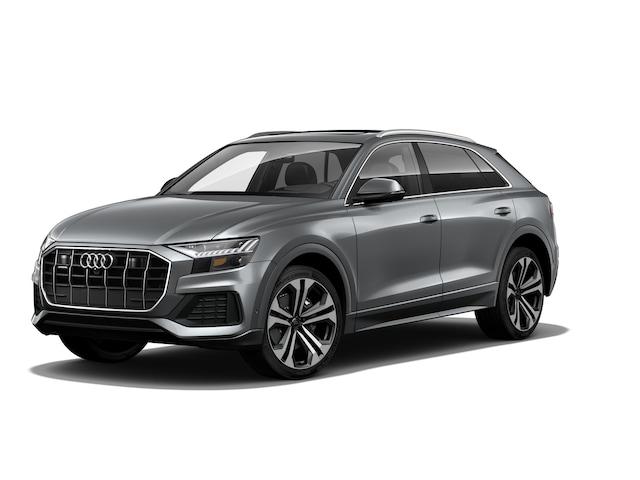 New 2019 Audi Q8 3.0T Prestige SUV for sale near Milwaukee