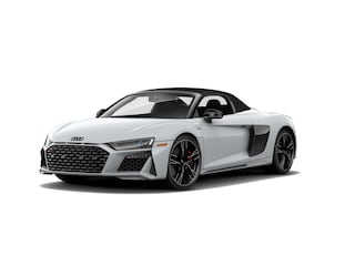 New 2020 Audi R8 5.2 V10 performance Spyder WUA4BCFX3L7900357 near Smithtown, NY