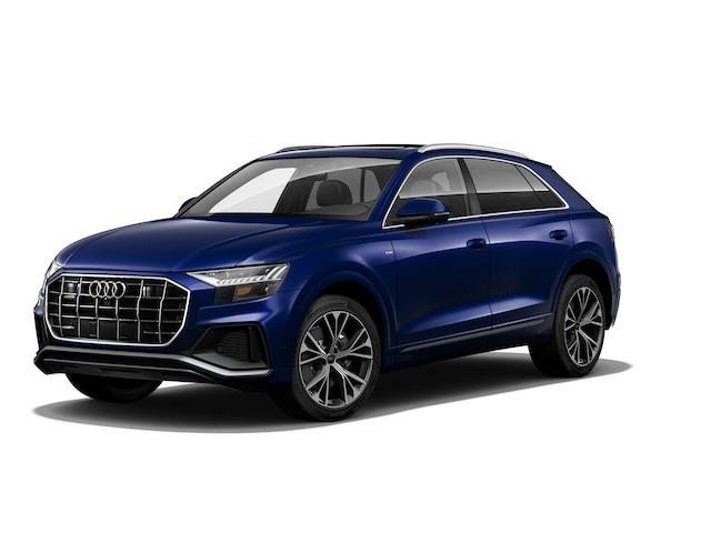 New 2021 Audi Q8 55 Premium SUV WA1EVAF15MD003434 in Atlanta, GA