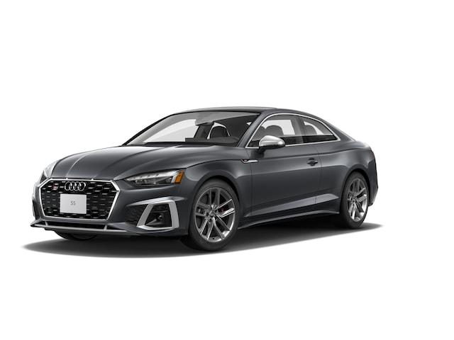 New 2020 Audi S5 3.0T Premium Plus Coupe WAUP4AF55LA004133 in Huntington, NY