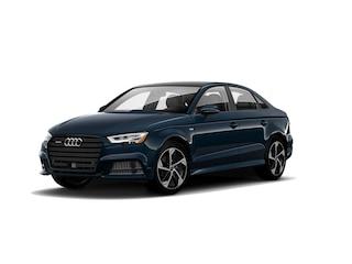 New 2020 Audi A3 2.0T S line Premium Plus Sedan Burlington MA