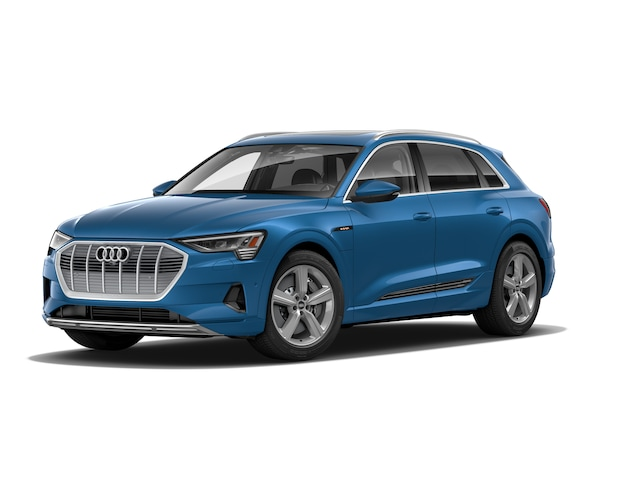New 2019 Audi e-tron Premium Plus SUV for sale in Houston