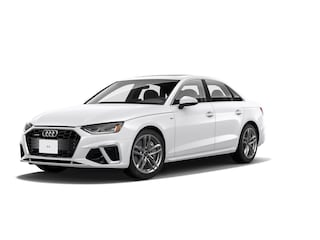 New 2020 Audi A4 45 Premium Sedan WAUDNAF40LA050718 near Smithtown, NY