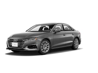 New 2020 Audi A4 40 Premium Sedan
