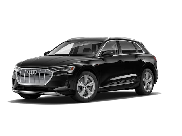 New 2019 Audi e-tron Premium Plus SUV in East Hartford