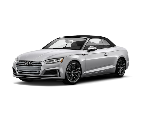 New 2019 Audi S5 3.0T Premium Plus Cabriolet WAUY4GF54KN007829 in Huntington, NY